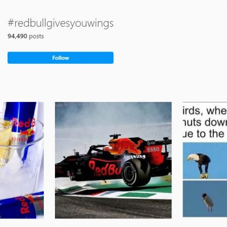 Redbull Gives You Wings 1
